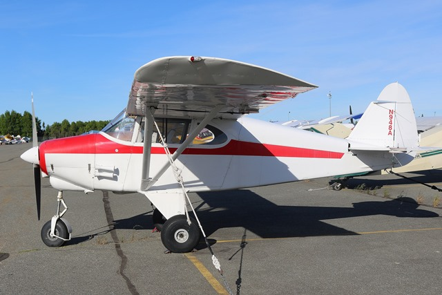 1951 Piper PA-22 Tri-Pacer–Price Reduced!
