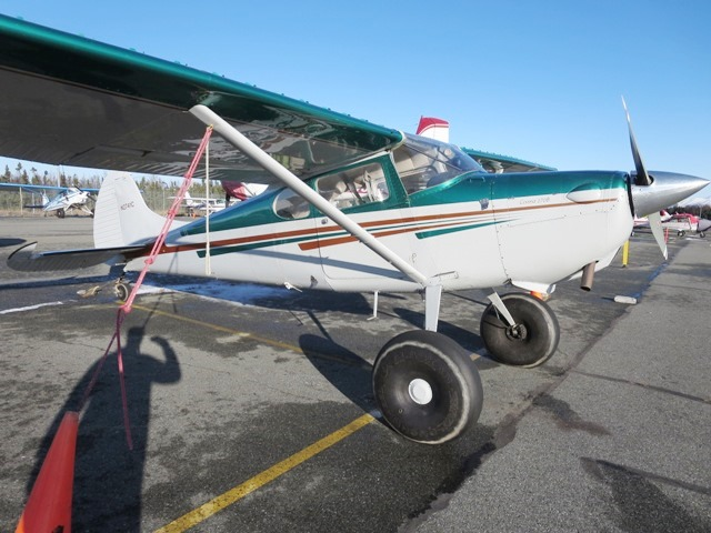 Amazing 1954 Cessna 170B 180hp Seaplane–Price Reduced
