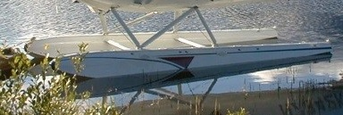 EDO 2440 Floats with 172XP Rigging