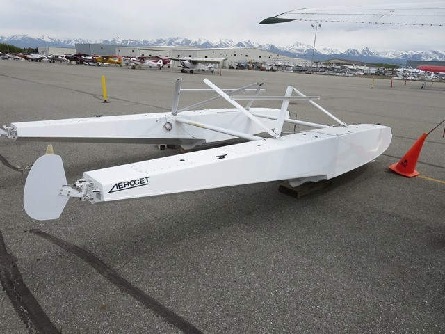 Aerocet 2200 Floats for Cub, 170B or 172
