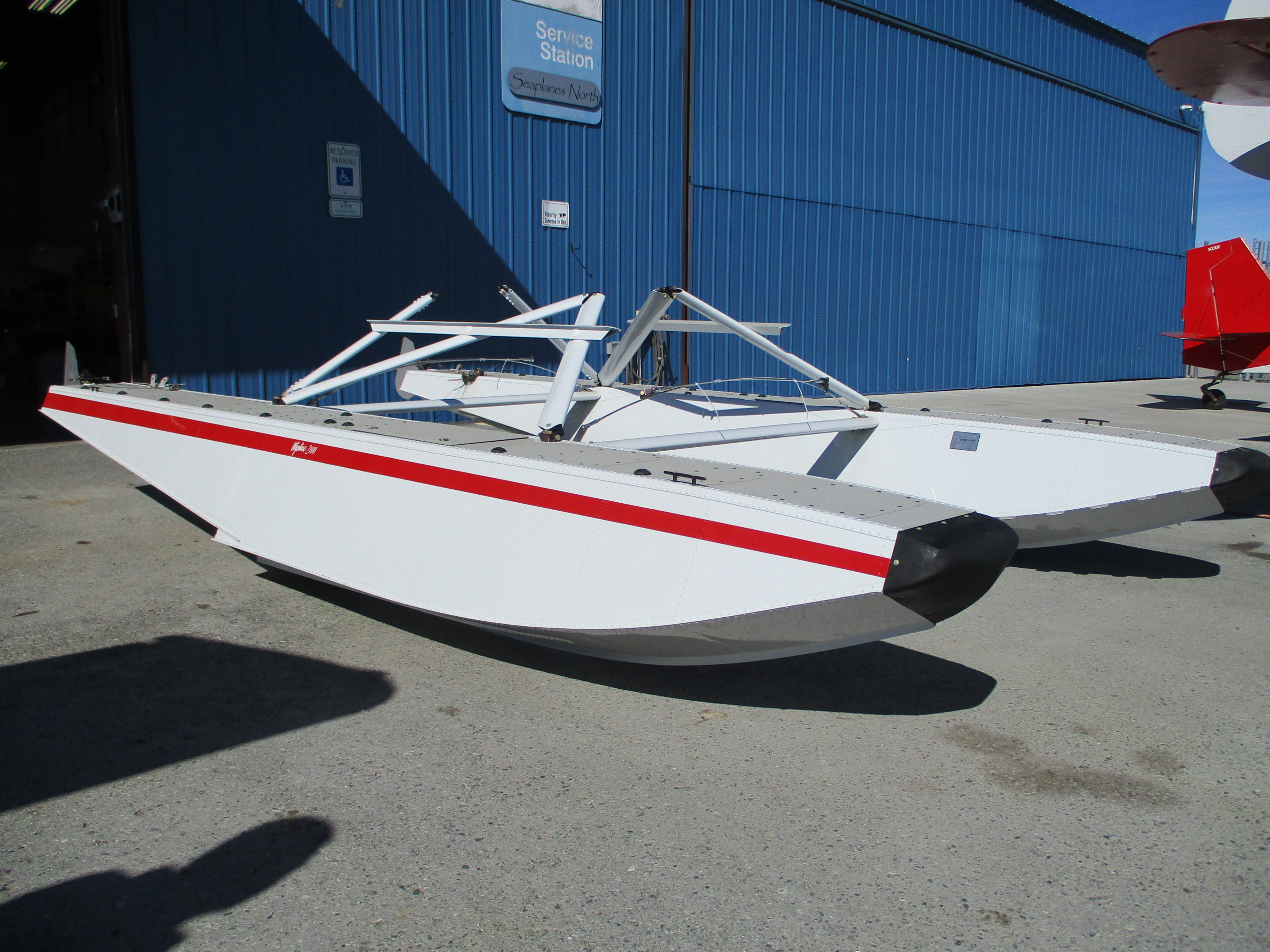 New 2019 Wipline 2100 Floats