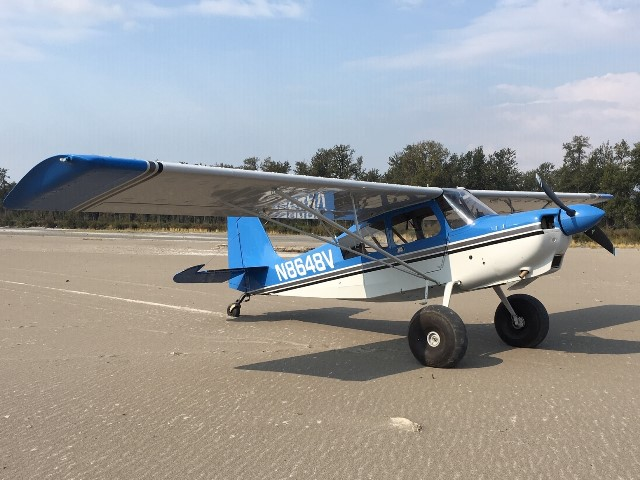 1975 Bellanca SCOUT (8GCBC)–Price Reduced!