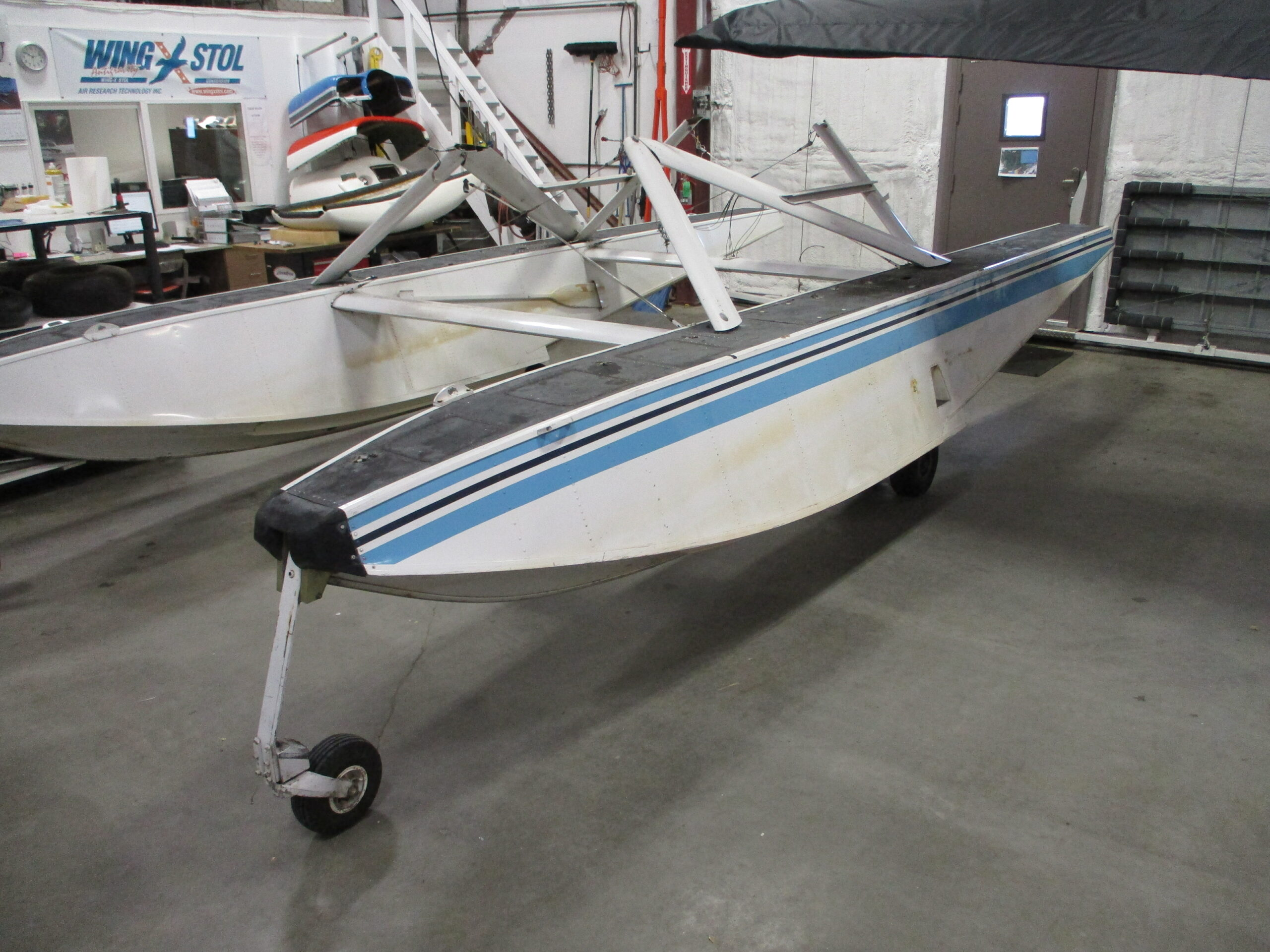 Wipline 3730 Amphib Floats–Price Reduced!